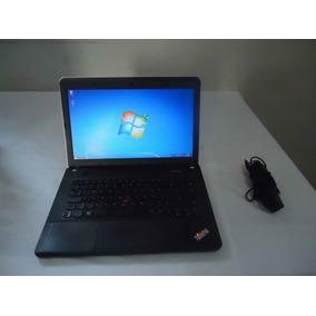 Notebook Lenovo Thinkpad Core I7 Com Fonte - Usado