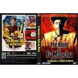 Fu Manchu (christopher Lee)-5 Filmes + 6 Filmes-frete R$7,00
