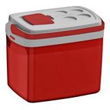 Caixa Térmica 32 Litros Cooler Soprano Cores Super Reforçada