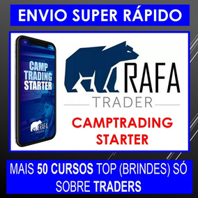 Curso Camptrading Starter 2019 - Rafa Trader +7000b