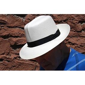 Casa Blanca Optimo Corona Panamá Pequeño Sombrero De Ala . 4ad6a7db27c