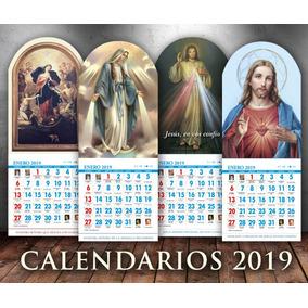 Calendarios 2019 X 50 Unidades