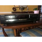 Vendo Tornamesa Cd Player Sony