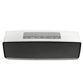 Bocina Mumuso Bluetooth Plata