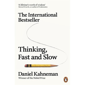 Thinking,fast And Slow - Penguin Kel Ediciones