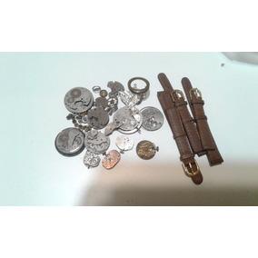 Relojeria Subasta De Repuestos Antiguos Lote D2
