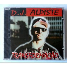 Cd Dj Alpiste Transformação Lacrado 1997 Gospel Records Raro