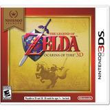 Zelda Ocarina Of Time 3d 3ds, Nuevo, Sellado
