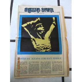 Rolling Stone Rio 1972 Iggy Stooge Gil Gal Mc 5 Milton Hg