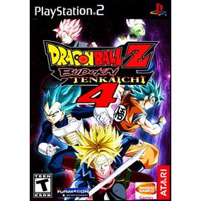 Dragon Ball Budokai Tenkaichi 4 Super Ps2 Patch Frete Grátis