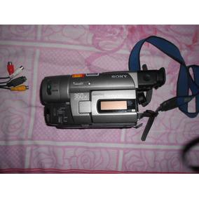 Video Cámara Sony Handycam Visión Hi8 Ccd-tvr66