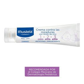Mustela Crema Contra Rozaduras 123 - 108g