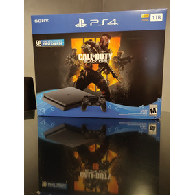 Playstation 4 1tb Call Of Duty Black Ops 4