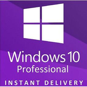 Windows10 Pró 32/64 Serial Key