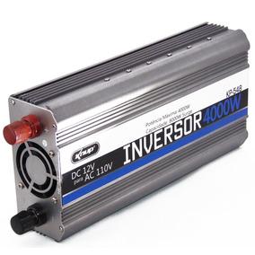 Inversor Onda Senoidal Motor Home 4000w 12v/110v Conversor