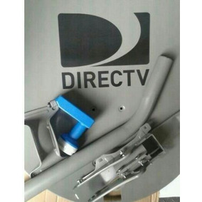 Decodificador Directv Hd Con Plan Oro Incorporado, Antena.