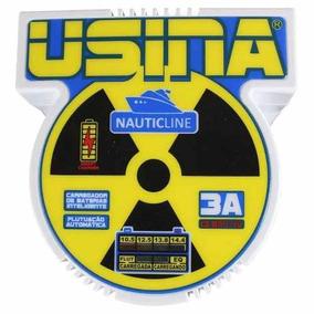 Carregador Usina 3a 12v A 14v Nauticline Bi-volt Automático
