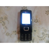 Antigo Lg Chocolate Mx80 100% Funcionando Cdma
