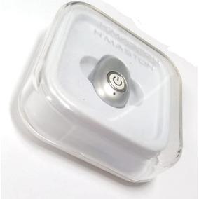 Fone E Microfone Mini Bluetooth Sem Fio Esporte E Fitness