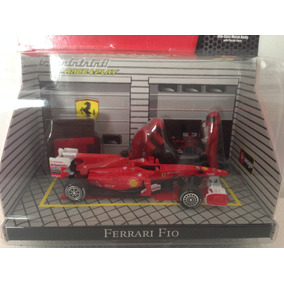 F1 Ferrari-f10 Ano 2010 Alonso Marca Bburago Escala 1/43