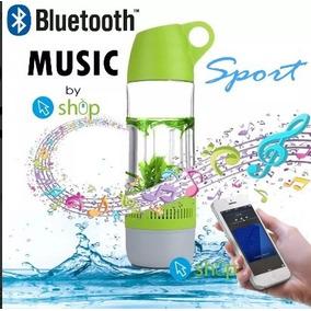 Corneta Bluetooth Altavoz Inalámbrico Tomatodo Mp3 Microsd
