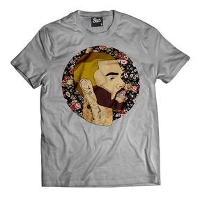 Camisa Eminem Camiseta Masculina Florido Hip Hop Swag Rap 13819365800