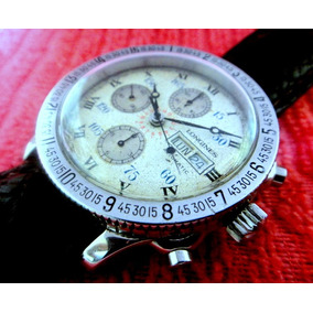 Longines Lindberg Chronograph