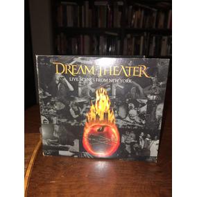 Live Scenes From New York Dream Theater 1ra Edicion