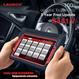 Escaner Automotriz Launch X431 Pro V, Nuevo Con Garantía