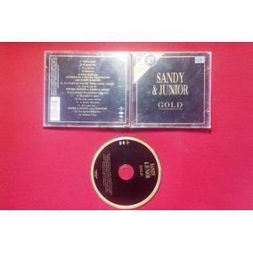 Cd Original - Sandy & Junior Gold Special Edition Arte Som