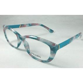 84baf262b Prada Armação Óculos De Grau Feminino Acetato - Tr7051