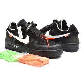 Tênis Air Force Offwhite Original Nike (fotos Reais) 2ee5fd9eb74a1