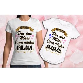 02973cc2c07e Camisetas De Bebe Com Frases De Tia - Camisetas de Bebê no Mercado ...