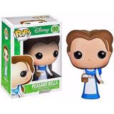 Funko Pop Peasant Belle #90 Disney Bella Y Bestia Princesas