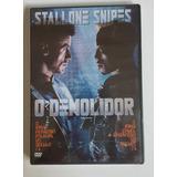 Dvd O Demolidor Stallone Snipes Original