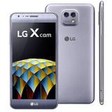 Celular Lg X Cam Dual Chip Android 6.0 16gb 4g Vitrine