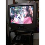 Televisor Tv 20 Lg 3d Surround Con Control Remoto Impecable