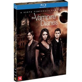 Box Blu-ray The Vampire Diaries - 6ª Temporada - Original