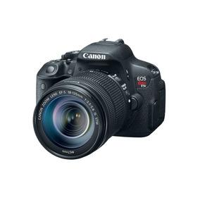 Câmera Dslr Canon T5i - Semi-nova