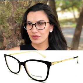 a20409c9a9042 Oculos Marc Jacobs Gatinho - Óculos no Mercado Livre Brasil
