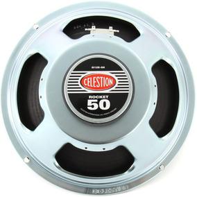 Celestion Rocket-50 Parlante Para Guitarra 12 50 Watts 8 Ohm
