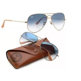 Oculos Rayban Aviador Tam. M (58 Cm) Original Do Free Shop - Óculos ... a77e4aa417