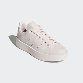 Tenis adidas Stan Smith Bold Beige -envío Gratis Original