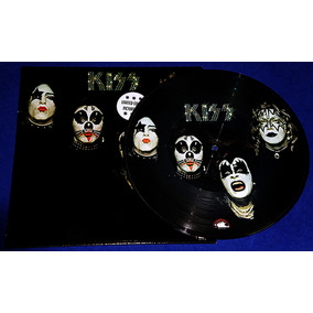 Kiss - 1º - Picture Disc - Usa - Lacrado
