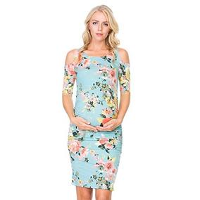 Vestido Casual De Maternidad Baby Shower 3 Talla Xl My Bump