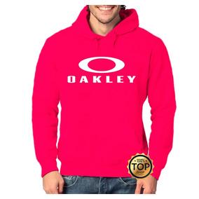 Blusa Moletom Oakley Com Letras De Frio Moleton Casaco 9238d657ac1