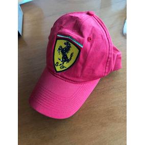 Gorra Ferrari
