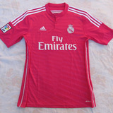 M37315 Camisa adidas Real Madrid Away 14/15 M Rosa Fn1608