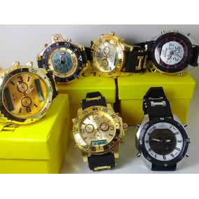 772dd69002b Exportar E Importar   Acredite De Luxo Masculino Winner - Relógios ...