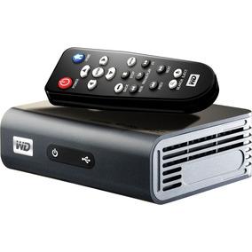 Wd Media Tv Reproductor Hd Multimedia Compacto